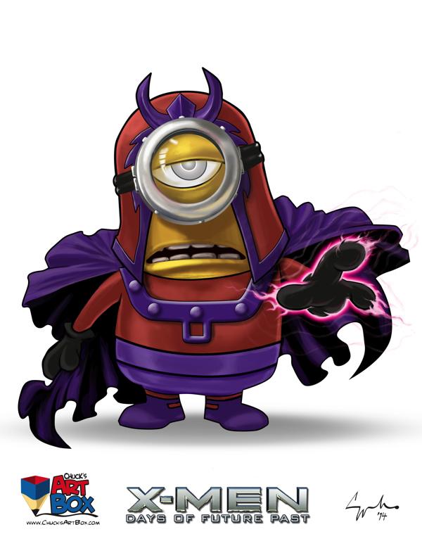 magneto-minions
