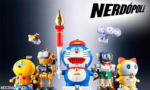 Anime Doaraemon ganha novo Brinquedo