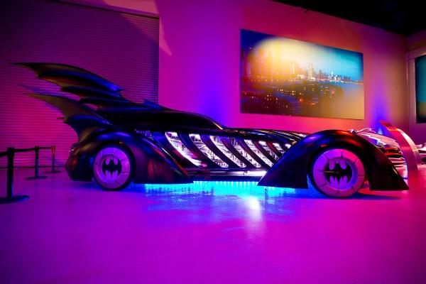 Exibição da Warner Bros 006