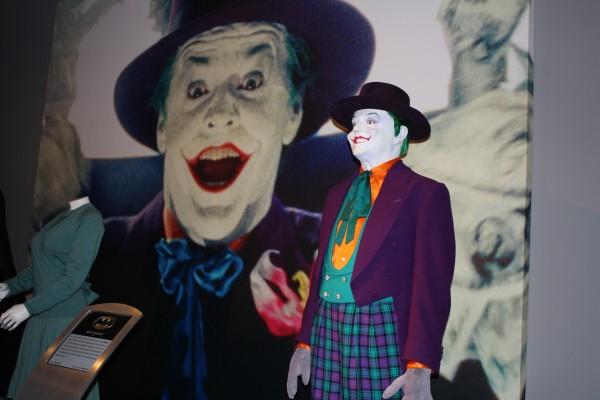 Exibição da Warner Bros 048