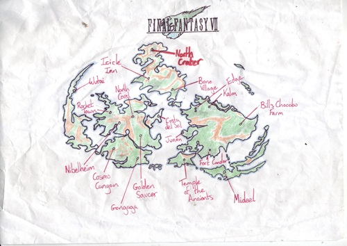 Mapas de Jogos