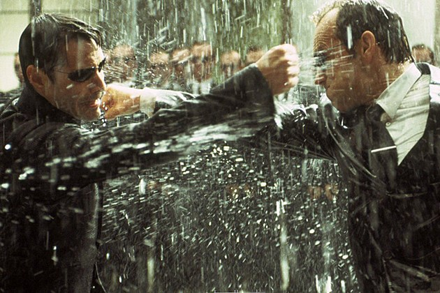 Matrix-Revolutions
