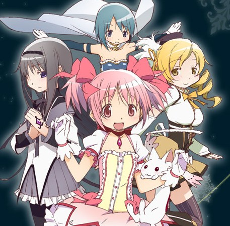 Anime Madoka magica