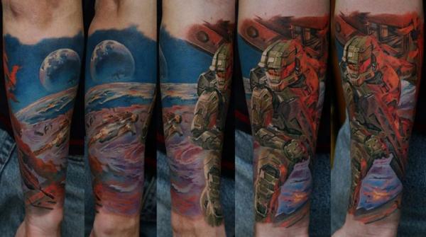 Tatuagens Nerds