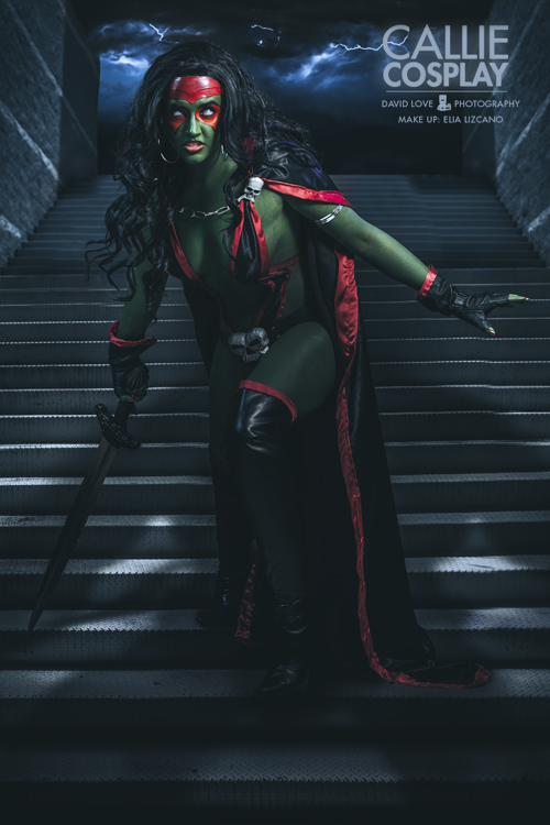 cosplayer Gamora 008