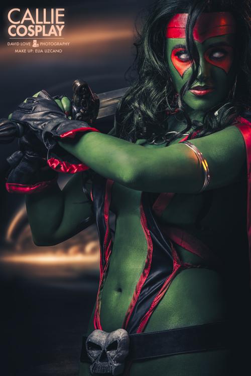 cosplayer Gamora 017