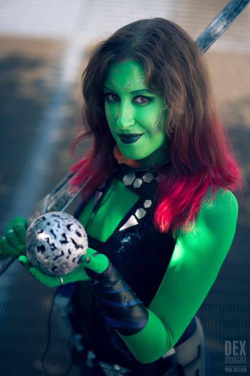cosplayer Gamora 105
