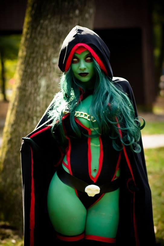 cosplayer Gamora005