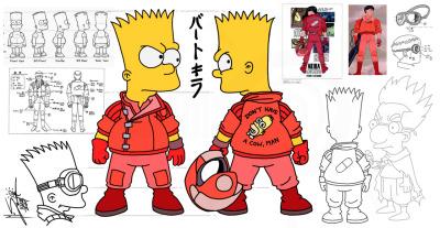 Os Simpsons e Akira 014