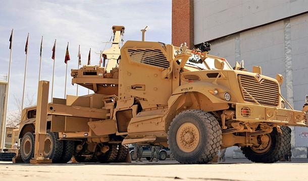Veículos Militares 007