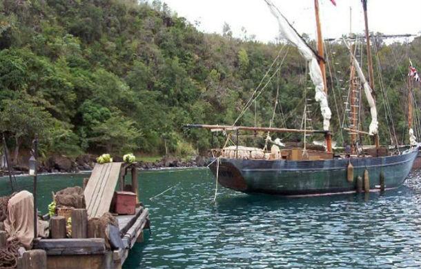 002 piratas do caribe, sets abandonados de grandes filmes