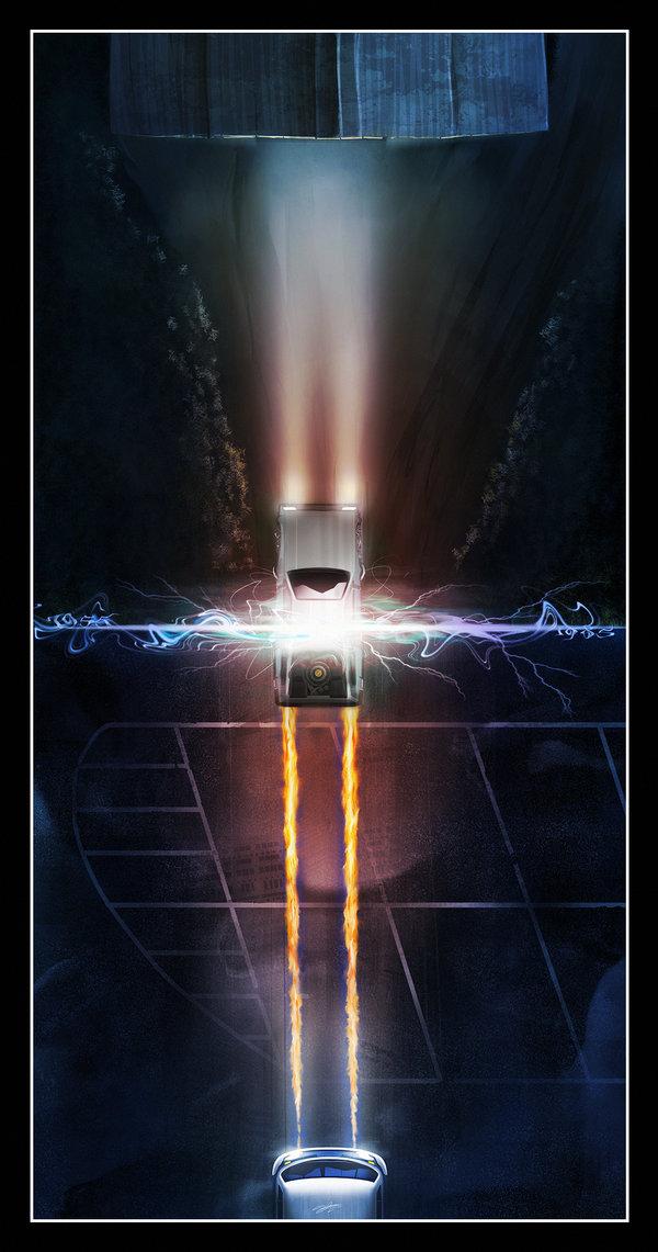 Poster De volta para o Futuro 001