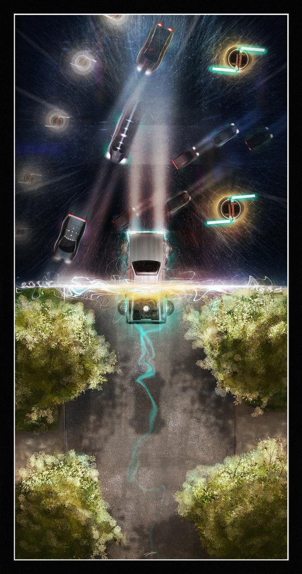 Poster De volta para o Futuro 002