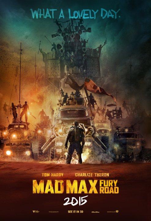 Mad Max - Estrada da Furia