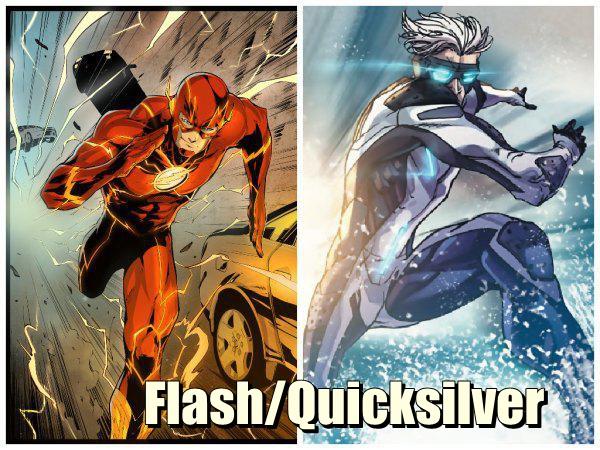 DC e Marvel 002