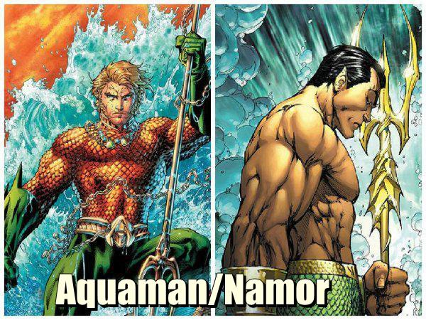 DC e Marvel 004