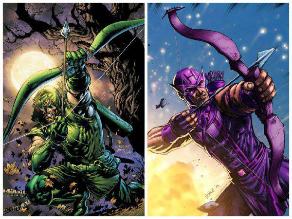 DC e Marvel 005