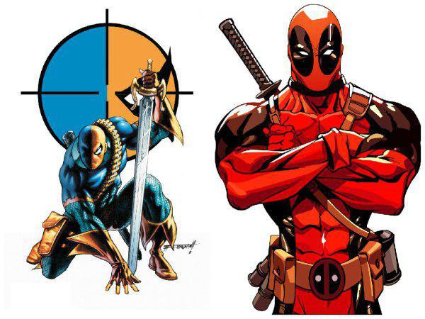 DC e Marvel 006