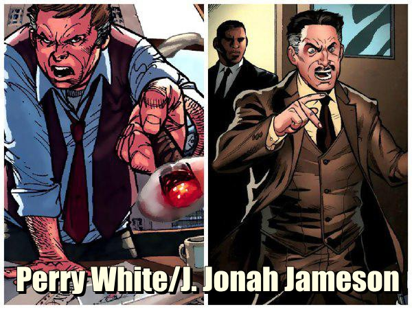 DC e Marvel 008