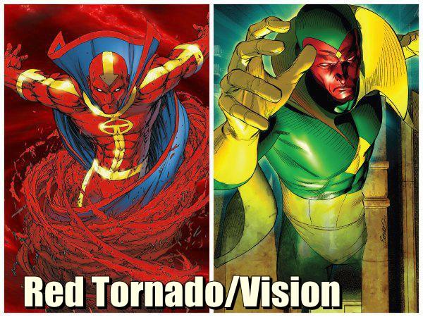 DC e Marvel 009