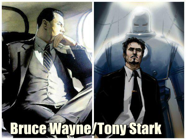 DC e Marvel 010