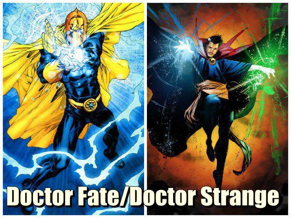 DC e Marvel 011