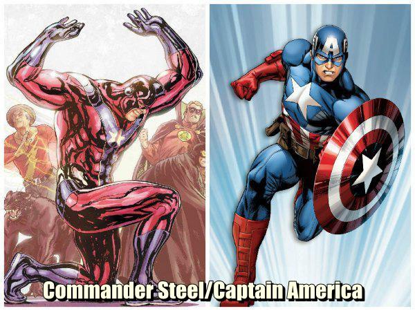 DC e Marvel 016