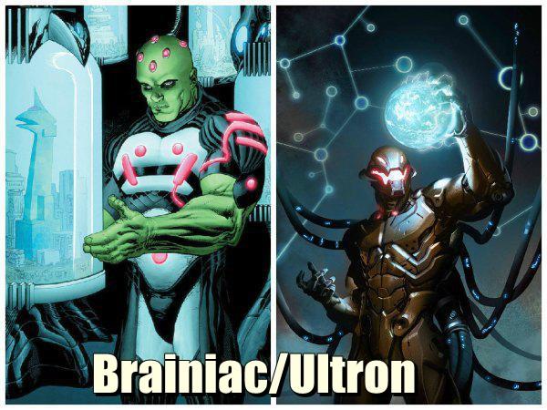 DC e Marvel 017