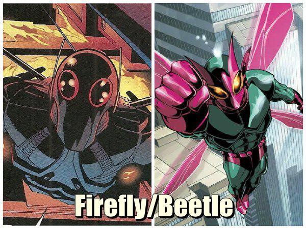 DC e Marvel 018