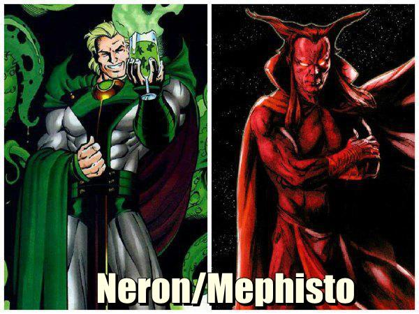 DC e Marvel 022