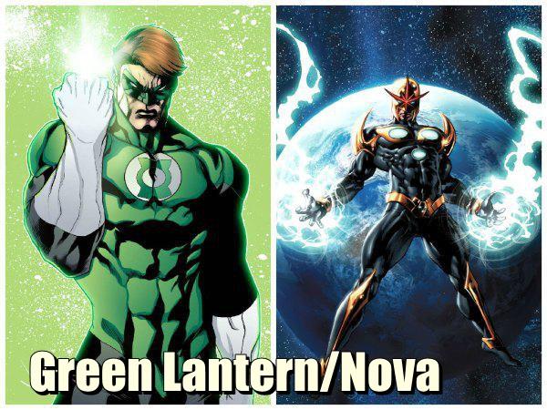 DC e Marvel 025