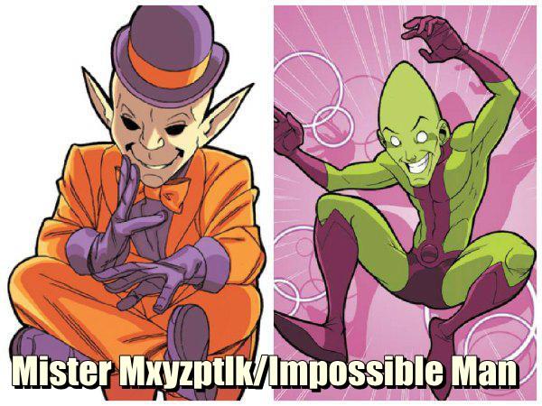 DC e Marvel 026