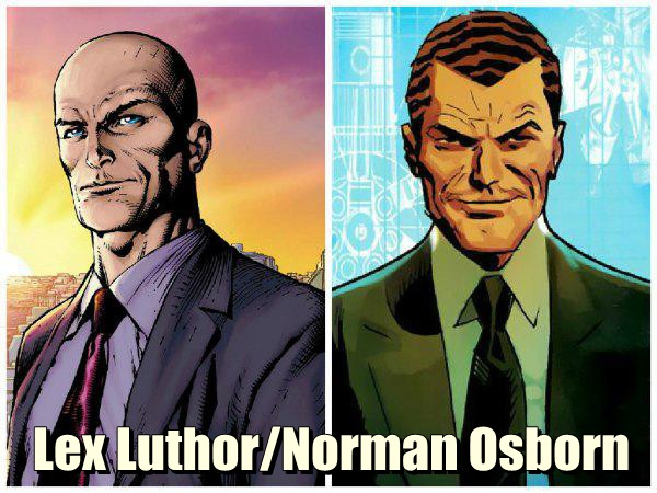 DC e Marvel 027