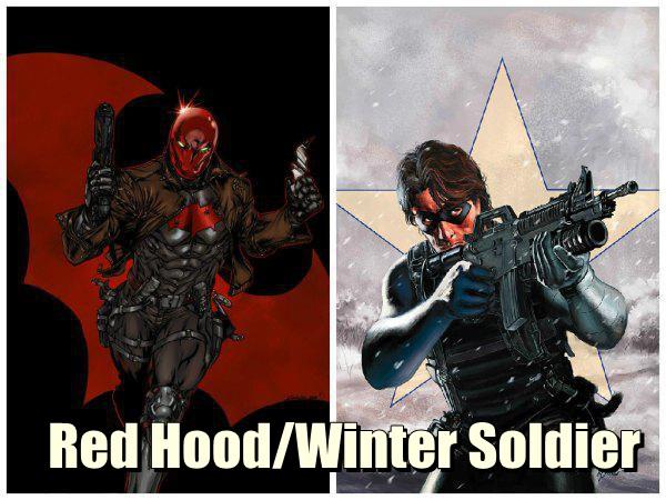 DC e Marvel 028