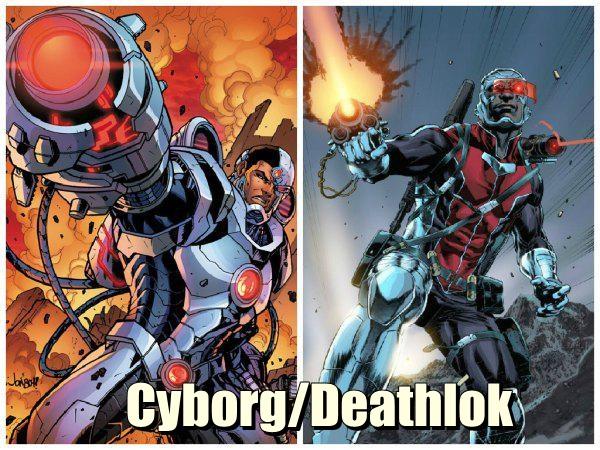 DC e Marvel 031