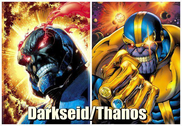 DC e Marvel 034