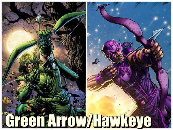 DC e Marvel 035