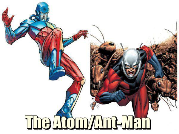 DC vs Marvel 001