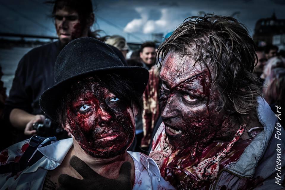 A Marcha de Zumbis em Alemanha 014