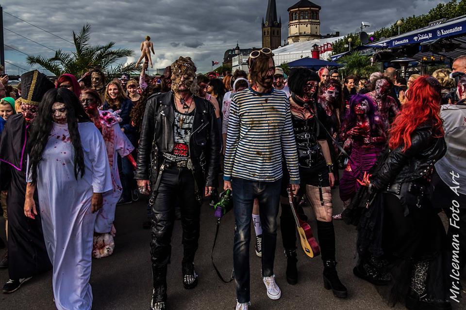A Marcha de Zumbis em Alemanha 015