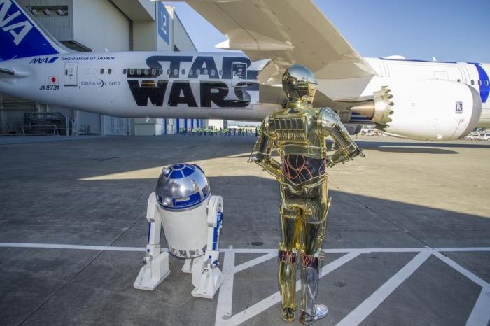 O Avião Nerd Baseado em Star Wars 001