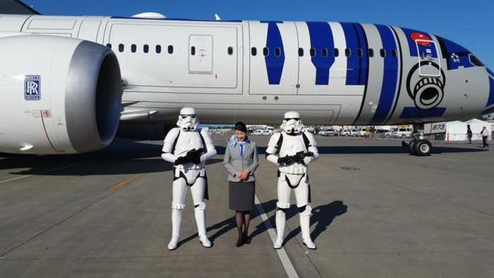 O Avião Nerd Baseado em Star Wars 002