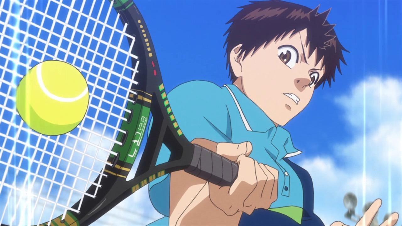 Critica ao Anime Baby Steps Season 2