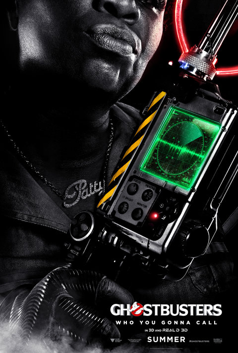 Os caça-fantasmas- Lançados Posters do novo filme