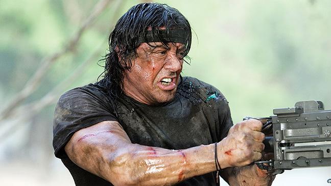 série de TV - Rambo