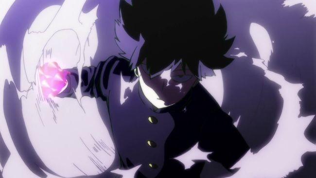 Critica ao Anime Mob Psycho 100